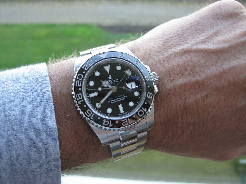 Rolex GMT-Master IIc