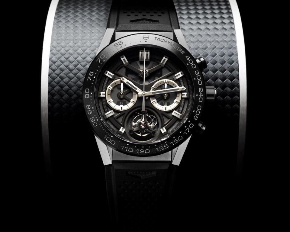 The New Tag Heuer Carrera, Heuer-02T
